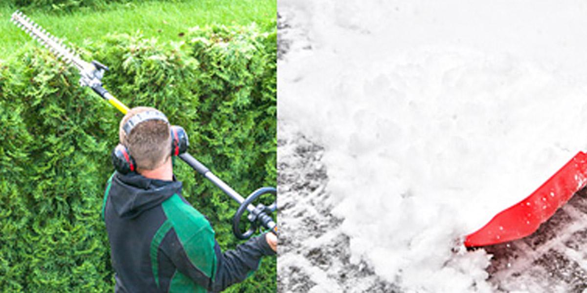 Egal Ob Regelmäßige Pflege Ihres Gartens Oder Ein Zuverlässiger  Winterdienst Benötigt Wird. Wir Sind Technisch In Der Lage, In Kürzester  Zeit Sowohl ...